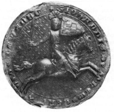 Siegel Johann I., Herr von Löwenberg